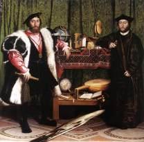 ifj. Hans Holbein: A követek