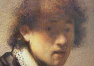 Fiatalkori önarckép 1629.