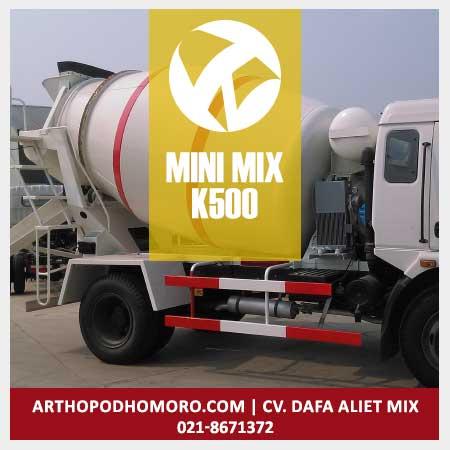 Harga Minimix K500