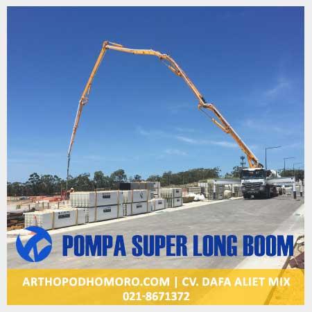 Pompa Super Long Boom