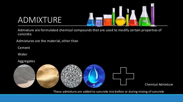 Prosedur penggunaan chemical admixture pada pembetonan