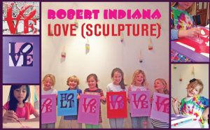 Artist Robert Indiania Inspired