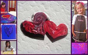 Valentine's Day Art!