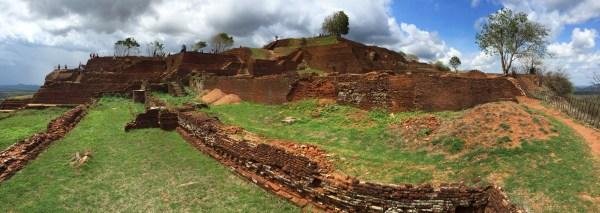 Sigiriya Summit Ruins