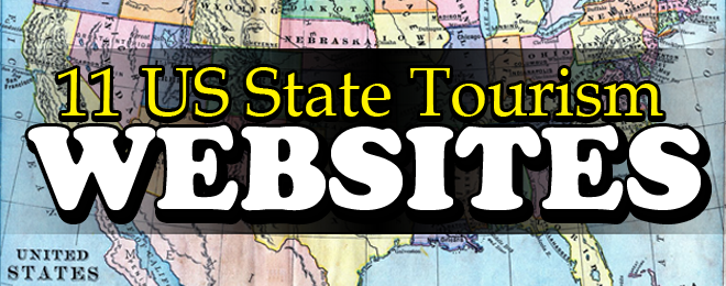 11 US Tourism Websites