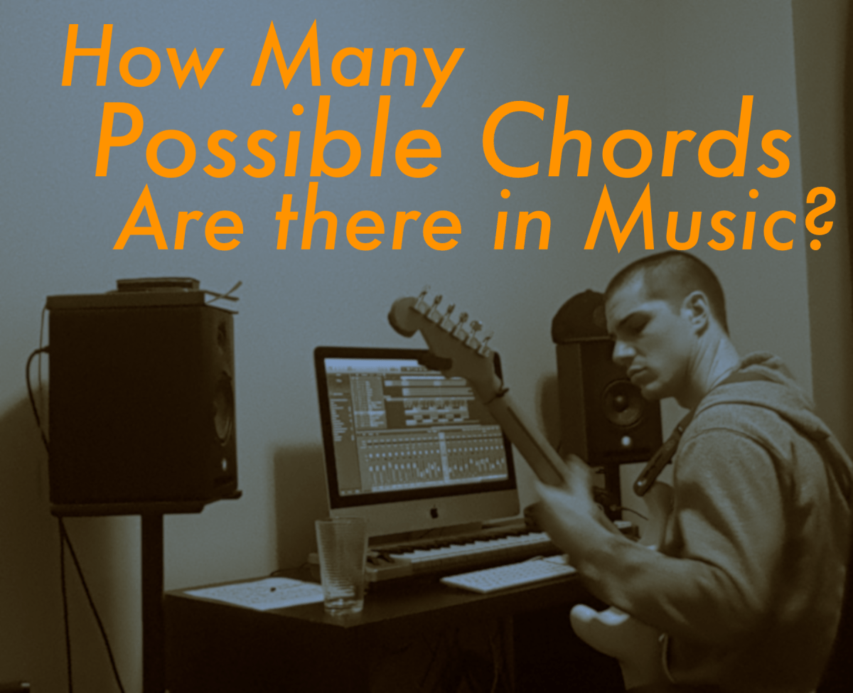 How Many Possible Chords Are There In Music?
