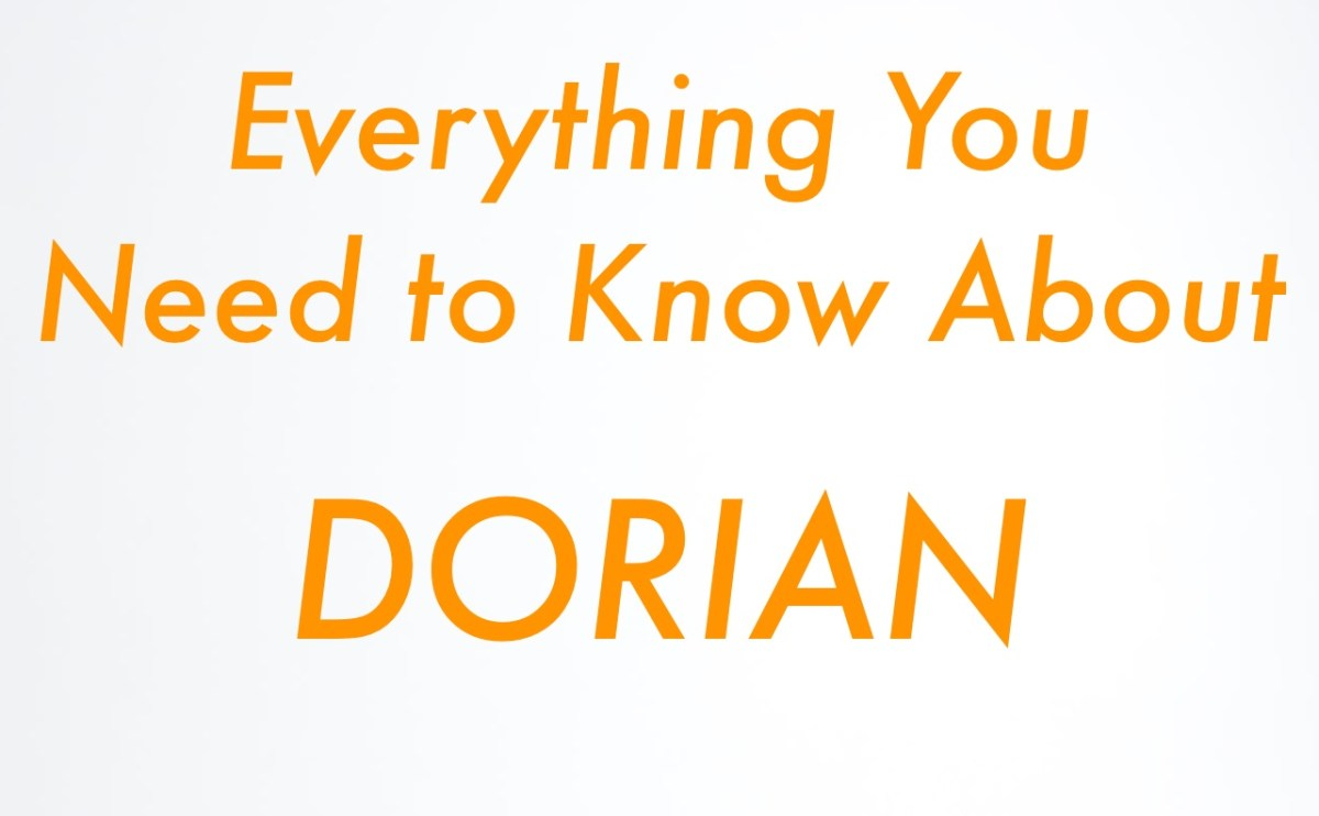 Dorian Mode: Everything You Need to Know About Dorian