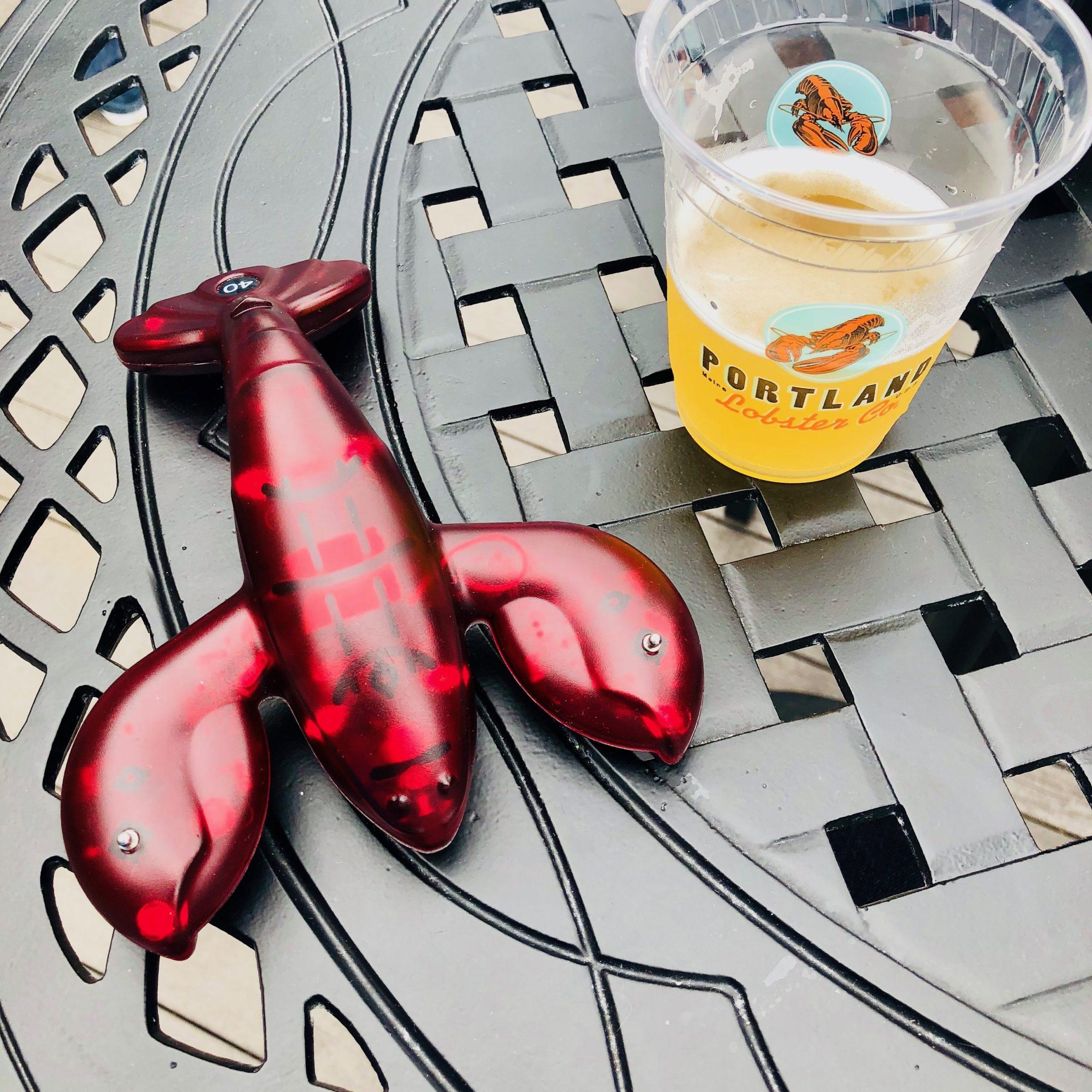 Portland bar homard