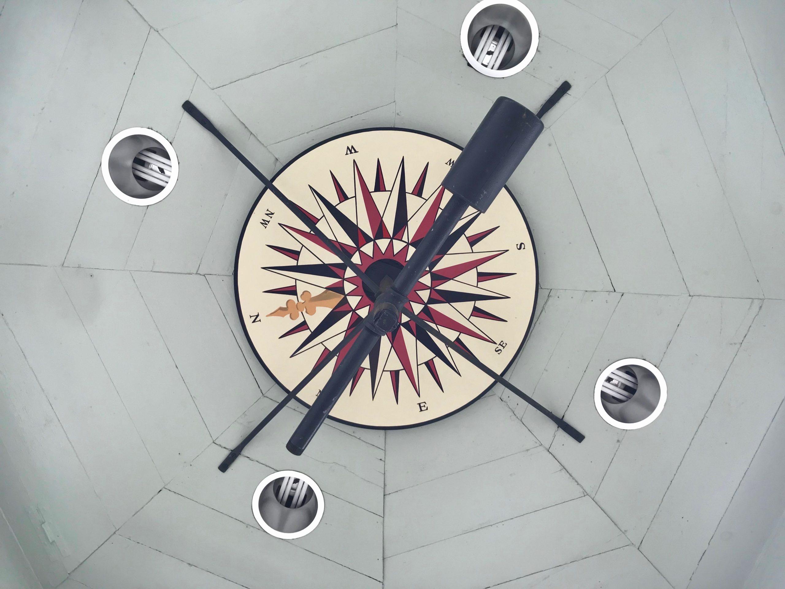 plafond observatoire
