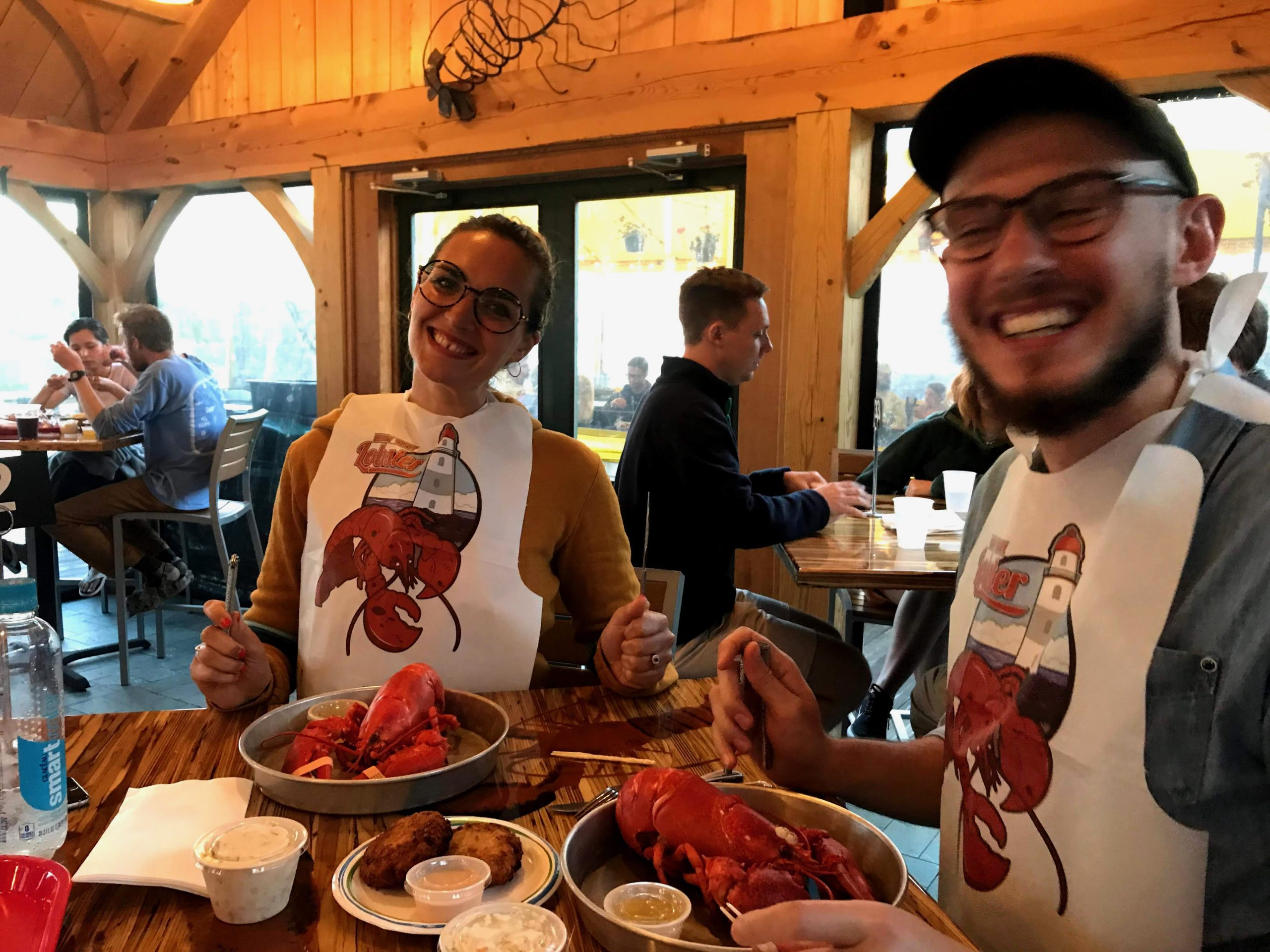 thurston's lobster pound restaurant bass harbor