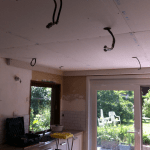 Renovation Plafond Isolation Peinture Chantier Travaux