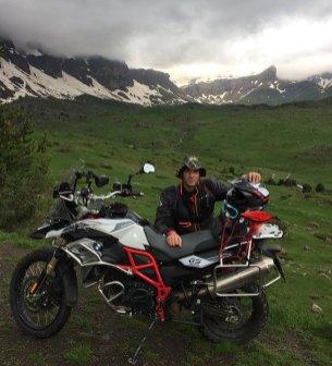 JoseCamarena4 en Artic Pirineos 2018