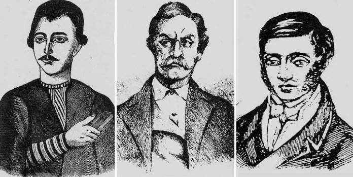 Οι πρωτεργάτες της Φιλικής Εταιρείας κατα την Επανάσταση του 1821