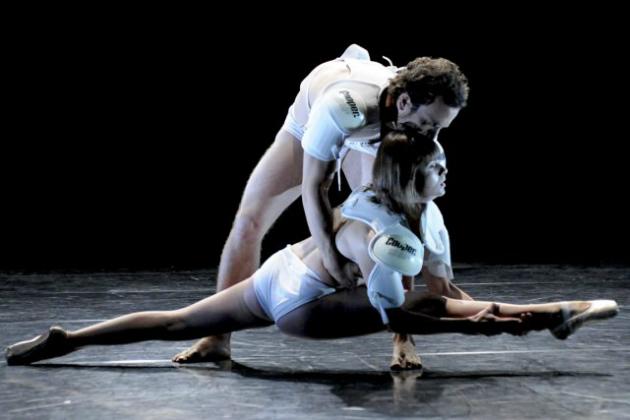 Crédit photo Virginie Brunelle et La Rotonde danse
