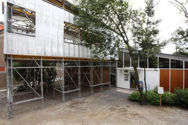 Vague projet d agrandissement au pavillon du canada bgl - Agrandissement pavillon ...