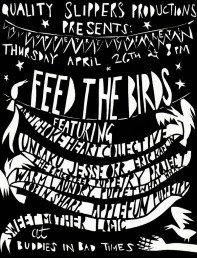 Feed the Birds (2012)