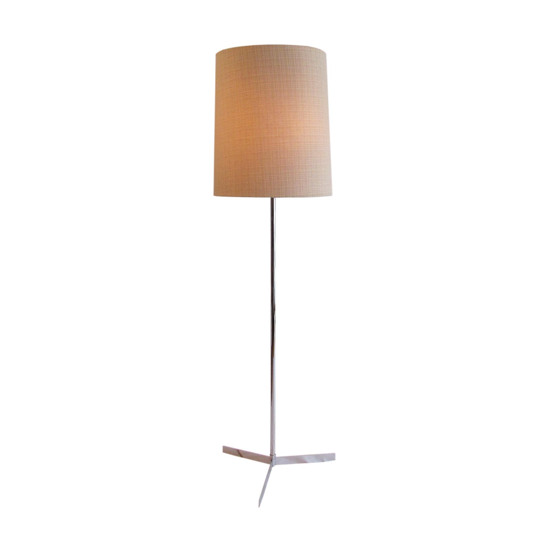 1950 minimalist cream floor lamp artichoke vintage furniture 1950 minimalist cream floor lamp aloadofball Images