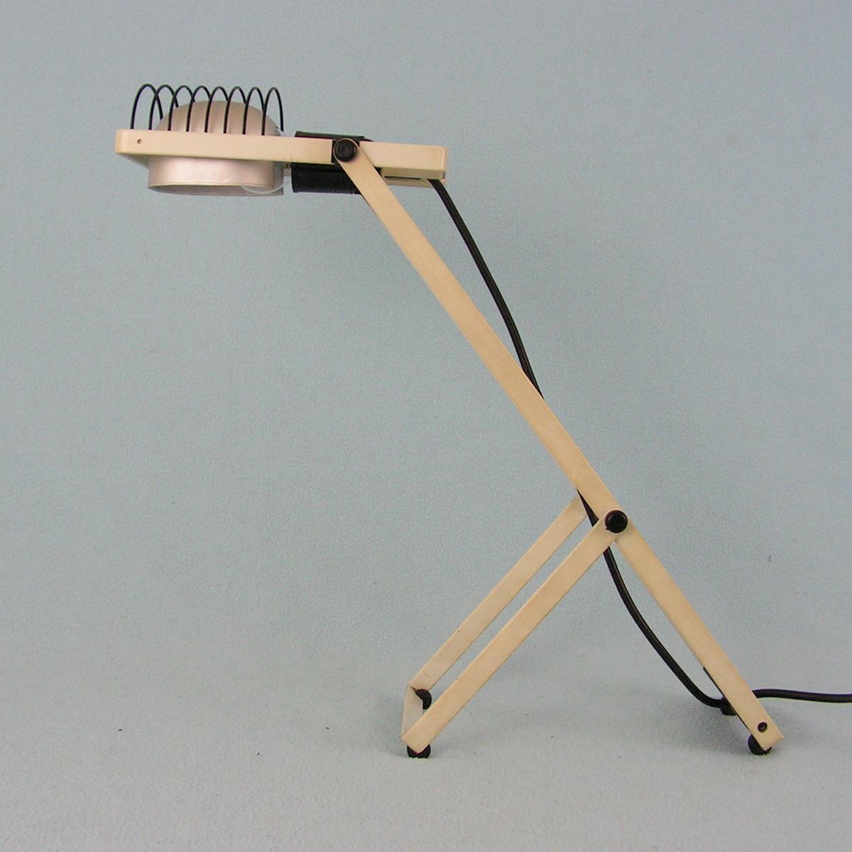 vintage desk lamp sintesi