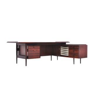 rosewood vintage desk