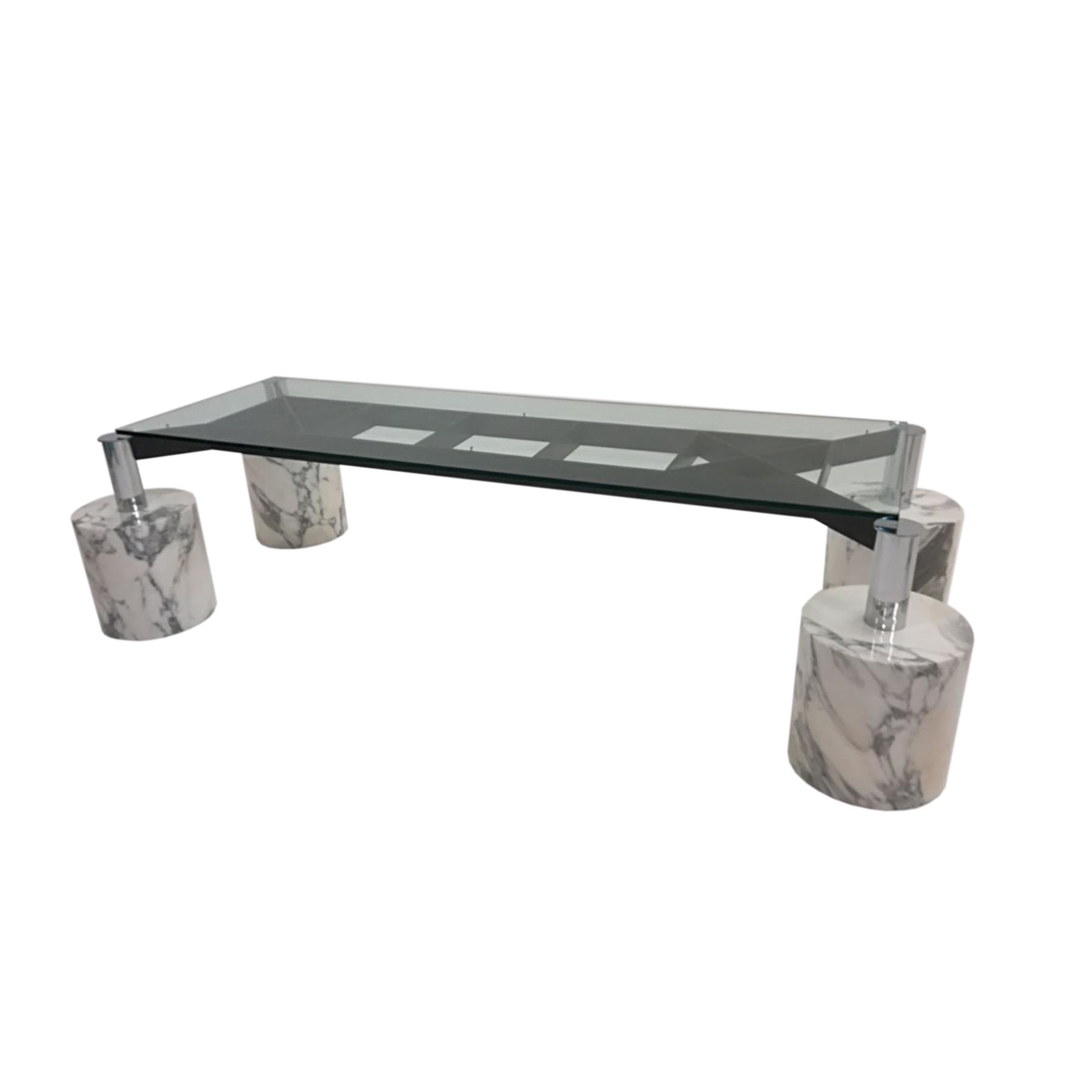 vintage design marble table