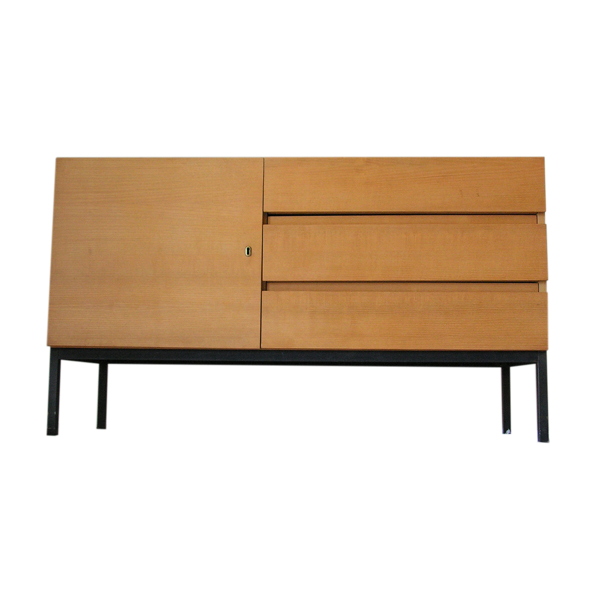 sideboard-victoria-small-oak-swiss-design-baar-vintage