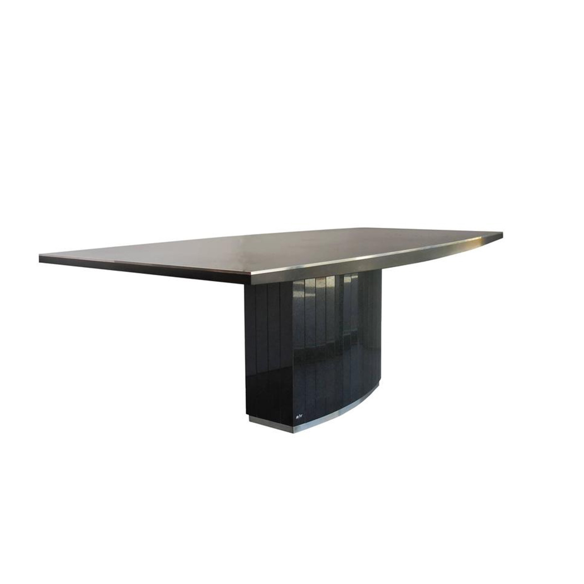 dining table vintage marble