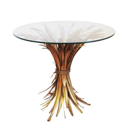 table-coco-chanel-gilt-vintage