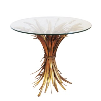 table-coco-chanel-gilt-vintage