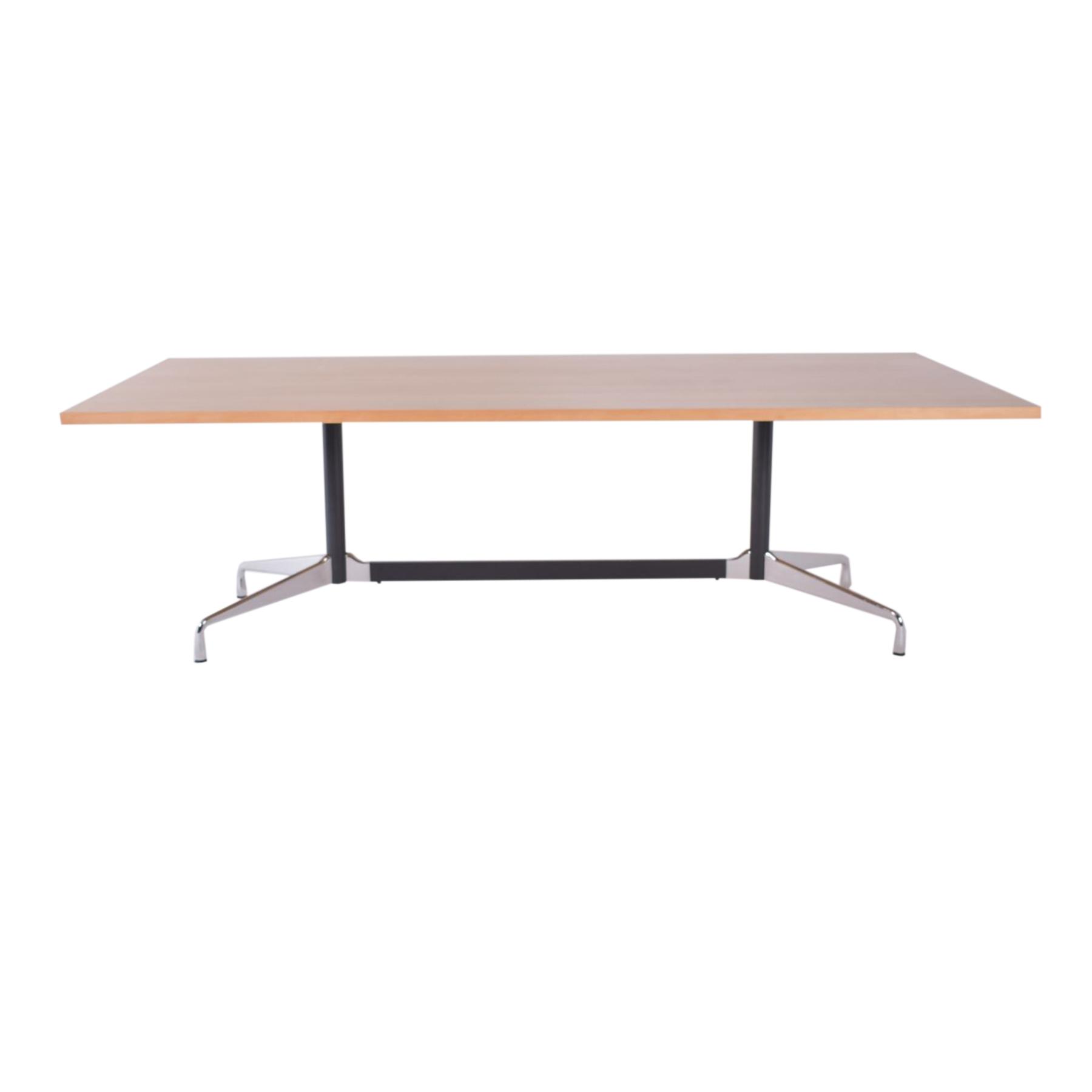 eames vitra segmented big table