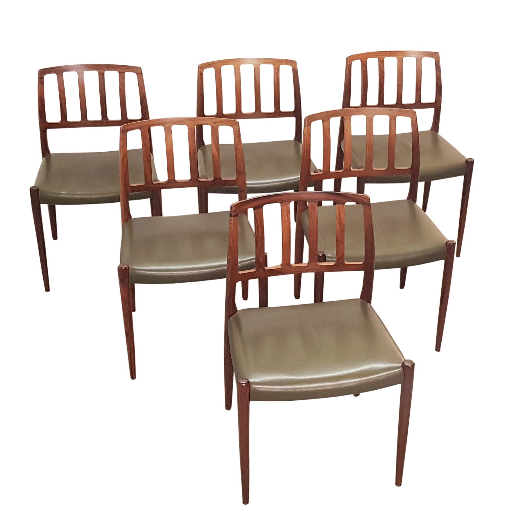 chair 83 moller