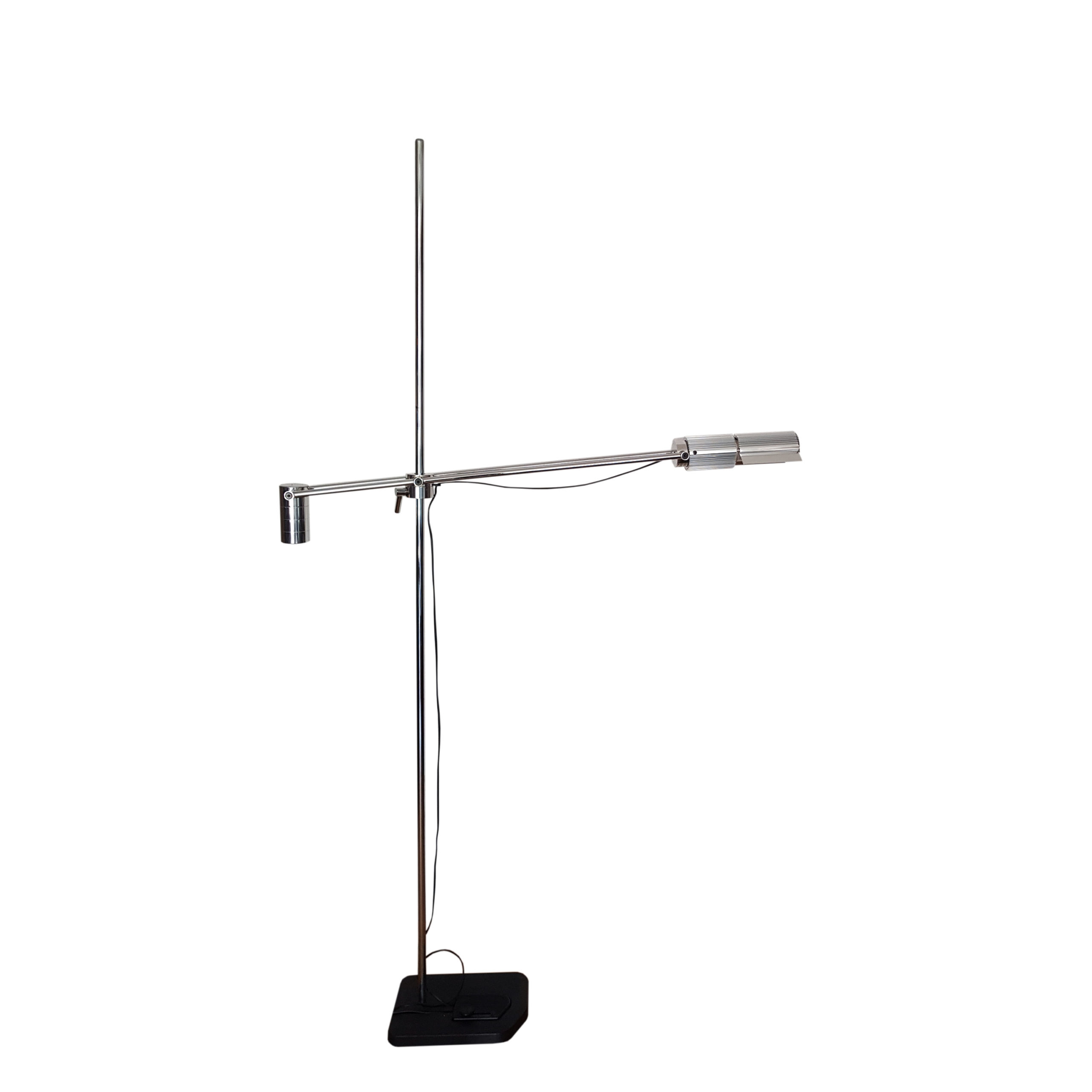 swisslamps international model 808 floor lamp