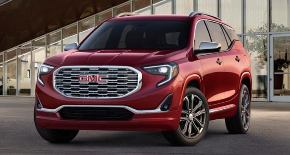 GMC Recalls 2018 Terrain SUVs for Airbag Issue A 2018 GMC Terrain affected by a recall