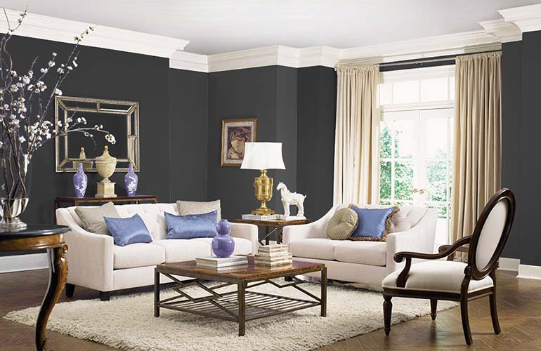 Hottest Interior Paint Colors Of 2018