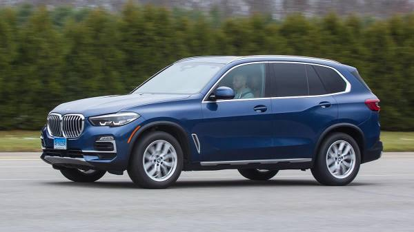 Revamped 2019 BMW X5 Blends Luxury and Performance ...