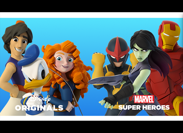 5 Top Video Games for Kids   Consumer Reports Disney Infinity 2 0   60 to  180  depending on bundle