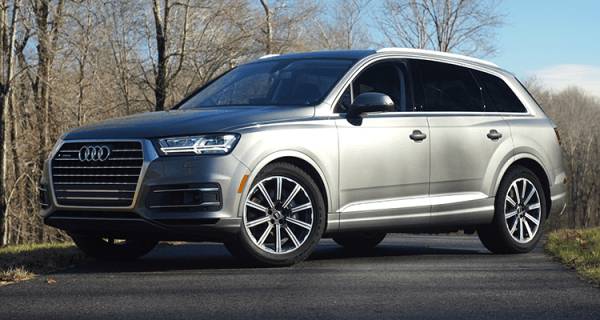 2017 Audi Q7 SUV Proves Slick and Opulent - Consumer Reports