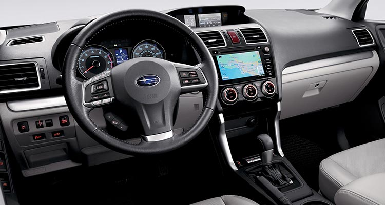 Subaru Forester Continues Evolution