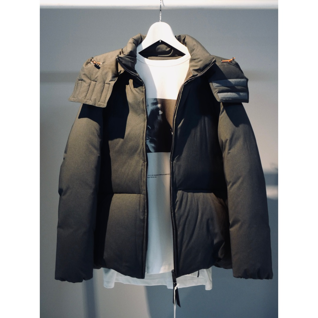 【Graphpaper】Solotex Taffeta Down Jacket.