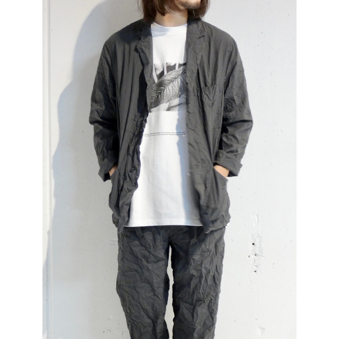 "【Graphpaper】POET MEETS DUBWISE for GP Oversized Tee ""SUN"""