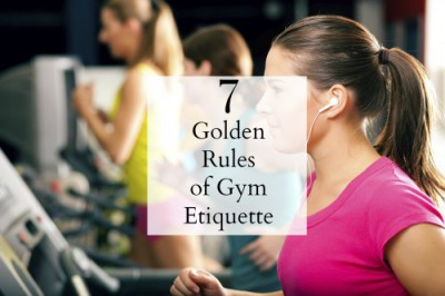 7 GYM etiquette rules you must follow