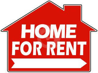 Home for rent in USA