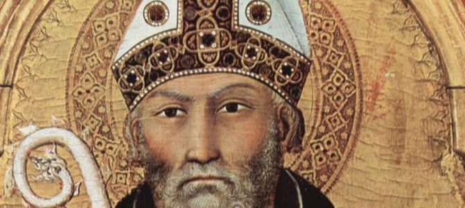 St. Augustine views on church and state