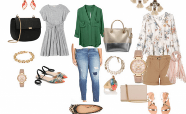 Harmonize accessories with your outfit