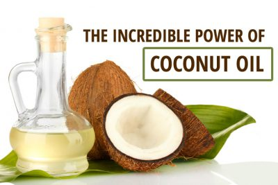 Coconut oil can cure colon cancer