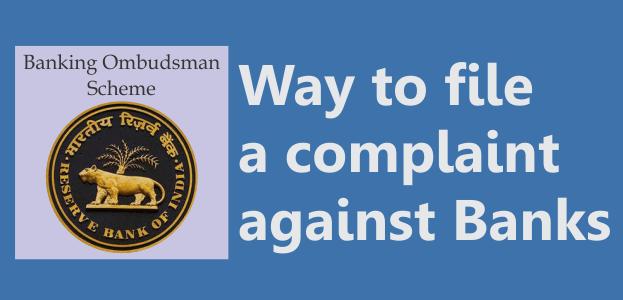 Banking ombudsman in detail