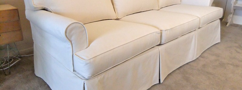 Business idea - Upholstery and Slipcover Maker