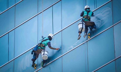 Business idea - Window Cleaning Service
