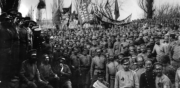 Impact Of The Russian Revolution Of 1917