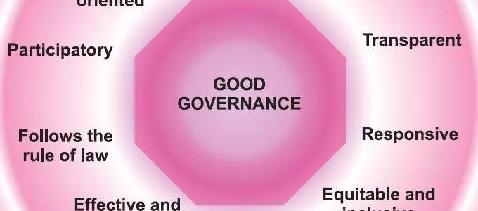 Barriers to good governance