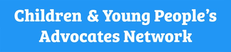 Children and Young People's Advocates Network logo